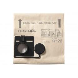 Festool Filterzak FIS-CT 22/5